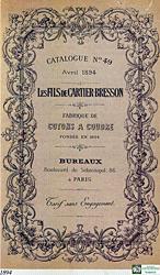 Cartier-Bresson-catalogus 1894